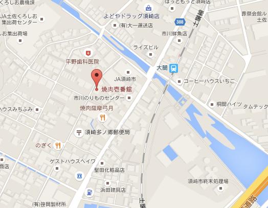 焼肉壱番館_-_Google_マップ