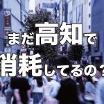 まだ高知で消耗してるの?高知が最悪な理由が9つもあったので、僕たち東京に引っ越します。