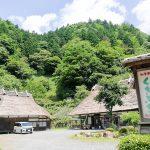 昔ながらの草ぶき屋根の古民家で本格山菜料理「農家レストラン くさぶき」