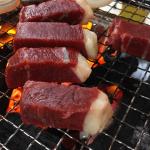 """うまー!春野にある馬肉専門店""""北山精肉店桜屋""""で「馬肉」を買って食べてみた!"""