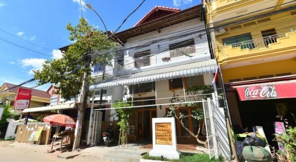 姉妹店ゲストハウス カンボジア