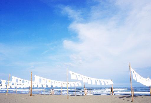砂浜美術館コンセプト