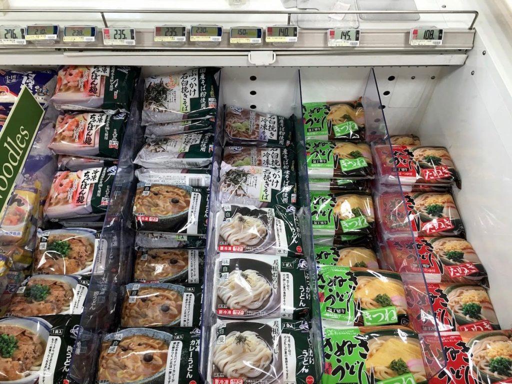 香川 スーパー うどん7