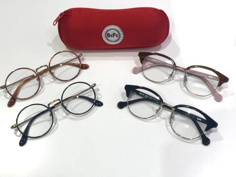 bcpcキッズのメガネ